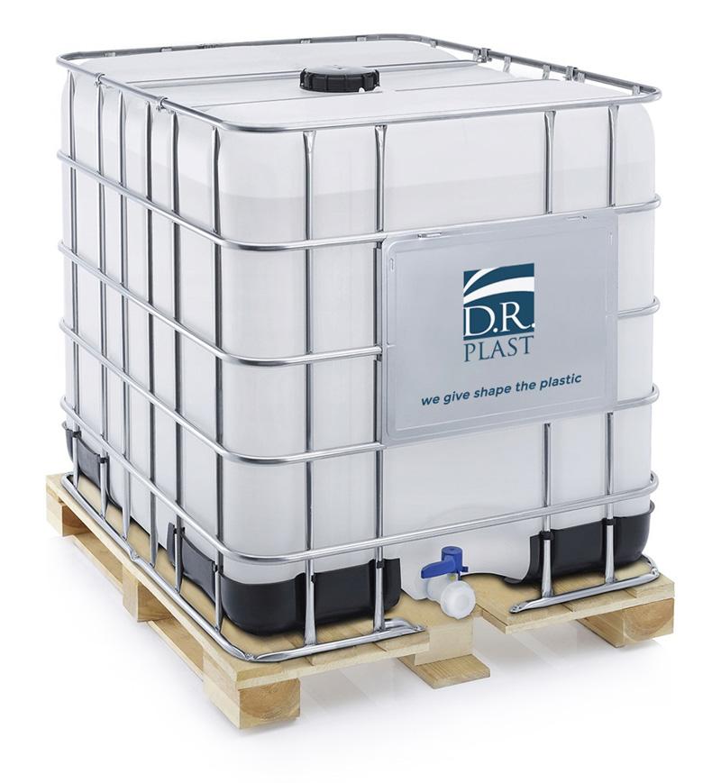D.R. Plast - Cisterne IBC