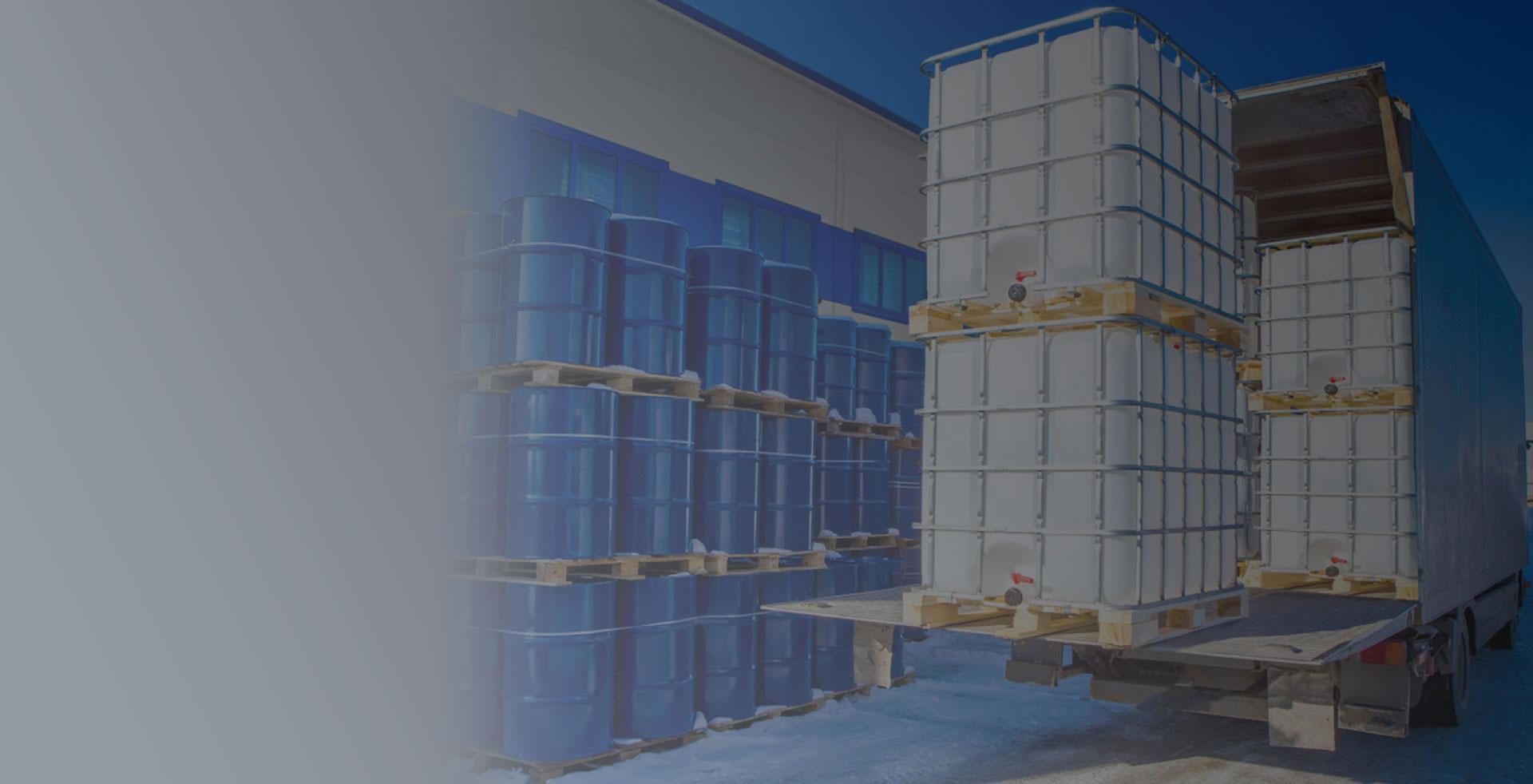 D.R. Plast - Coperchi per fusti cilindrici e conici - Cisterne IBC - Taniche - Guarnizioni